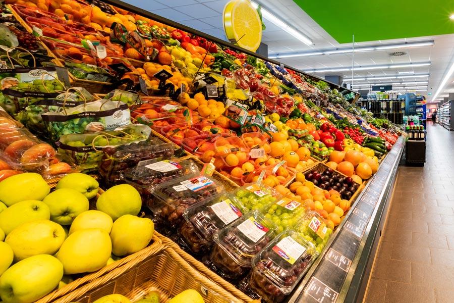 Obst und Gemüse von EDEKA Jusić